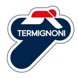 TERMIGNONI DUCATI SC SPORT 1000 BIPOSTO BLACK  SLIP-ON RACING 96450007B