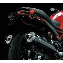 TERMIGNONI DUCATI  MONSTER 620-695-750-800-900-1000 CARBON KIT 96007700BT