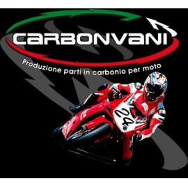 FEJIDOM ALSÓ FEDÉL KARBON CARBONVANI  DV4ST-02