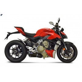 TERMIGNONI DUCATI STREETFIGHTER V4 KIT BLACK EDITION D19909440INA